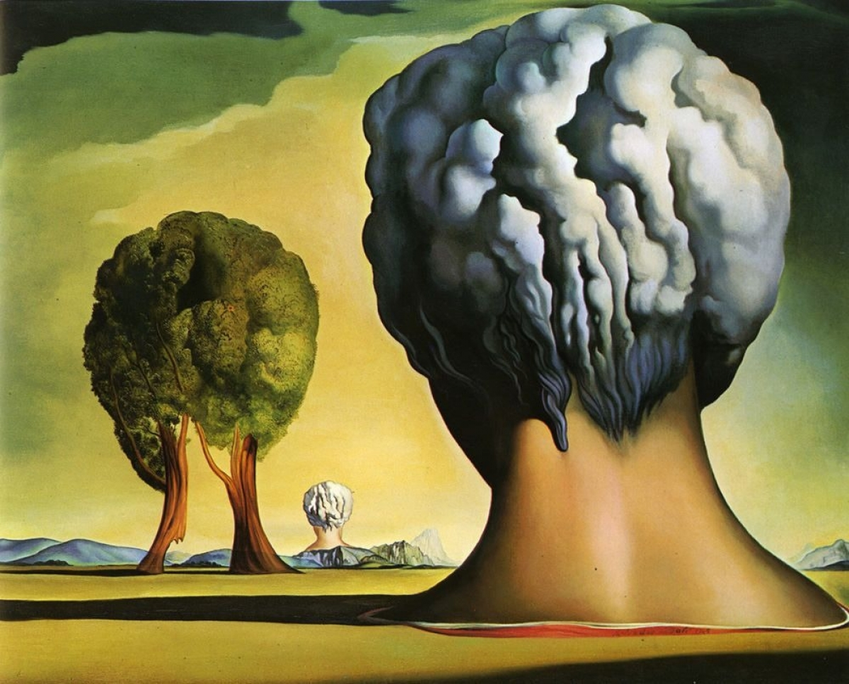 gallery/salvador dali tree of life